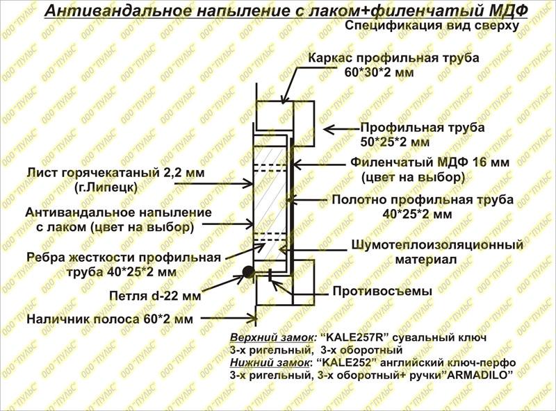 Модель-ДП-13 - Двери с порошковым напылением: http://puls-door.ru/shop/UID_52_.html