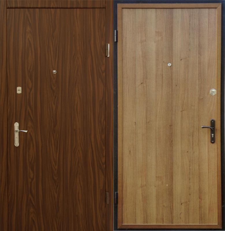 Отделка ламинат для двери своими руками